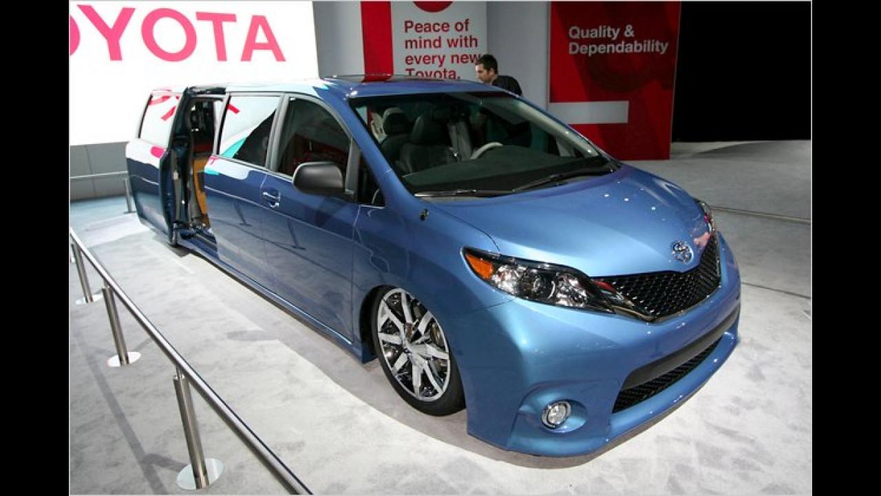 Toyota Sienna Langversion