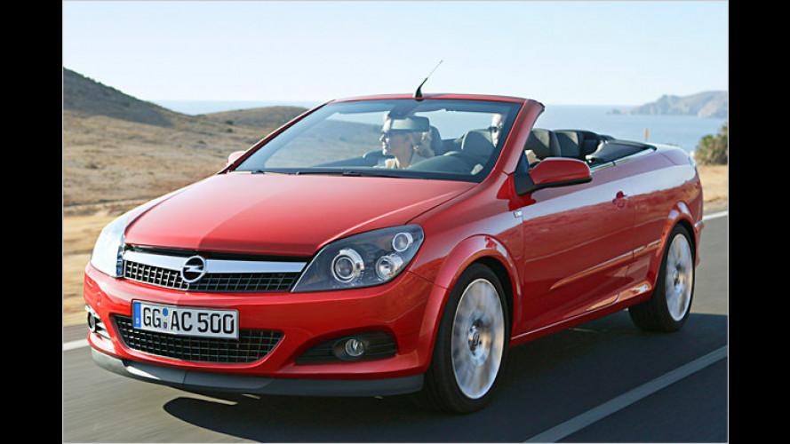 Frische Luft: Opel baut wieder ein Cabrio