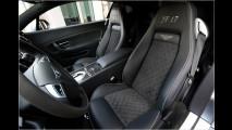 Fast 700 PS im Bentley