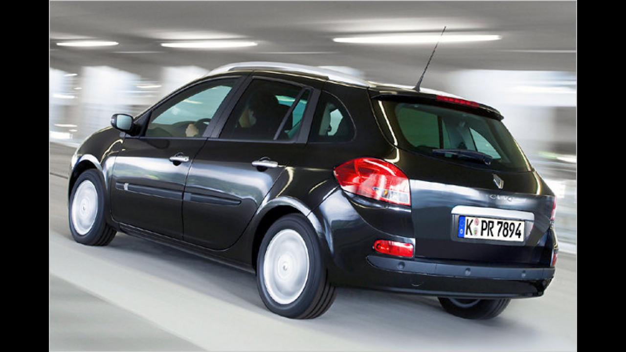 Renault Clio Grandtour 1.5 dCi Authentique