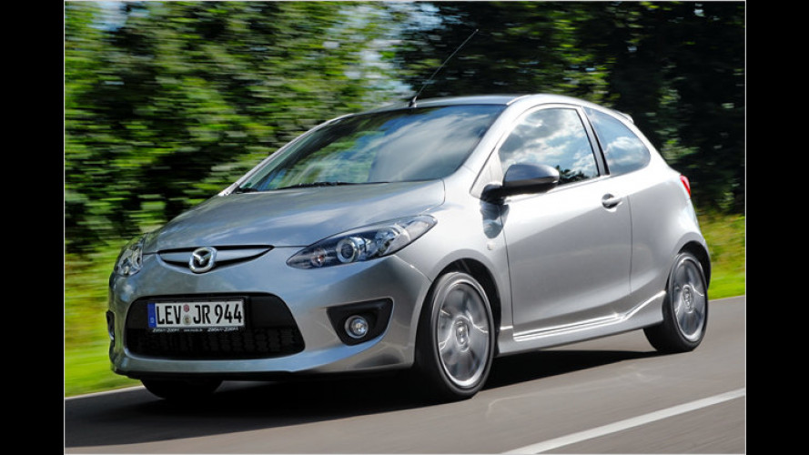 Mazda 2: Ein neuer Diesel für den Kleinen