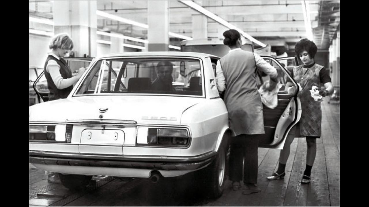 40 Jahre BMW 2500/2800 (E3)