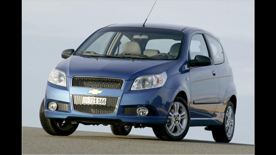 Weltpremiere am Genfer See: Neuer Chevrolet Aveo Dreitürer