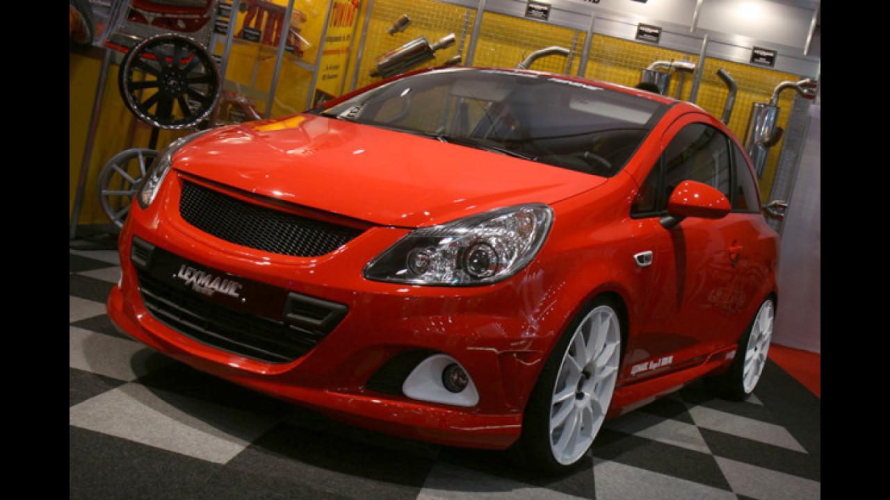 Lexmaul Opel Corsa