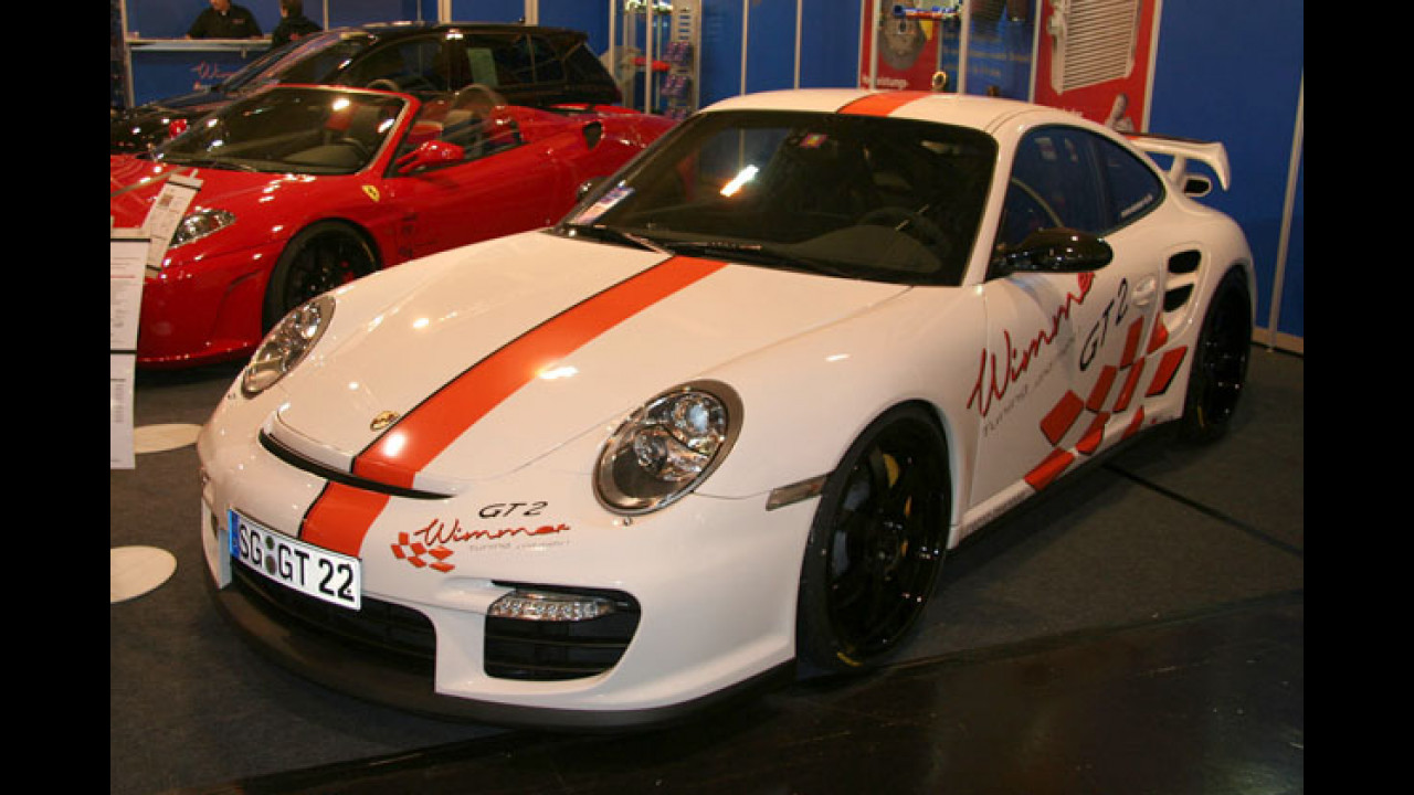 Wimmer RS Porsche 911 GT2 Speed