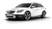 Opel Insignia Sport Tourer CrossFour images leaked