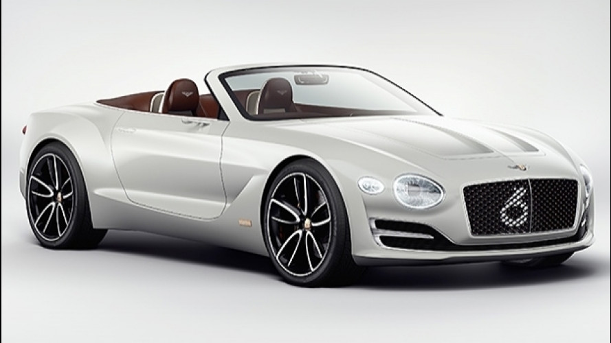 Bentley Continental GT, la prossima sarà anche elettrica