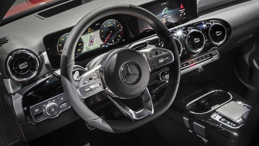 2018 Mercedes A-Serisi