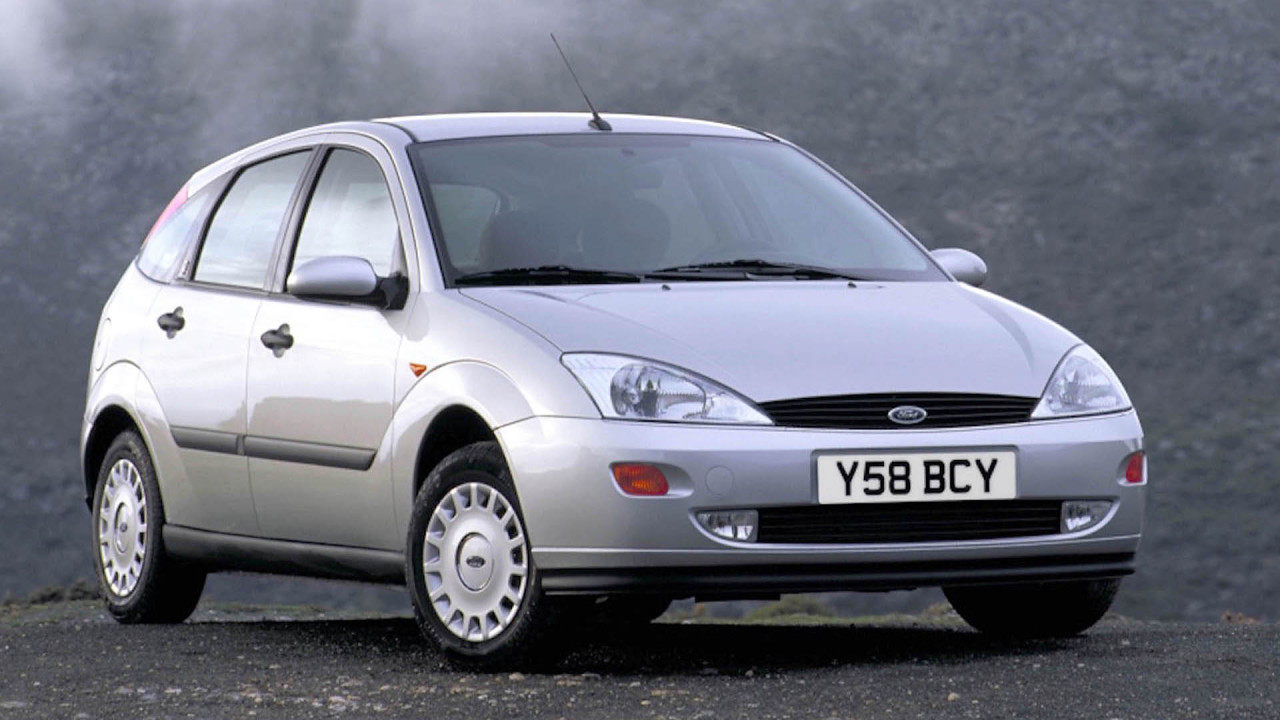 Ford Focus I (1998)