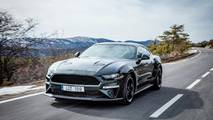 2019 Ford Mustang Bullitt Euro Spec