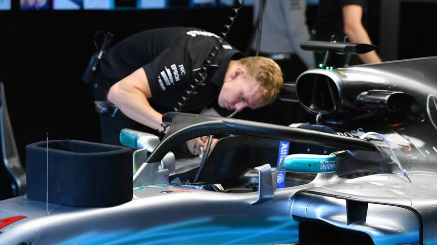 Mercedes F1 Boss Says He Would Take Off Halo