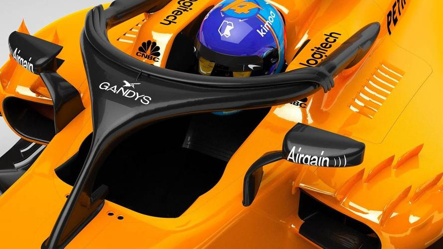 McLaren's Halo To Carry Flip-Flop Sponsorship