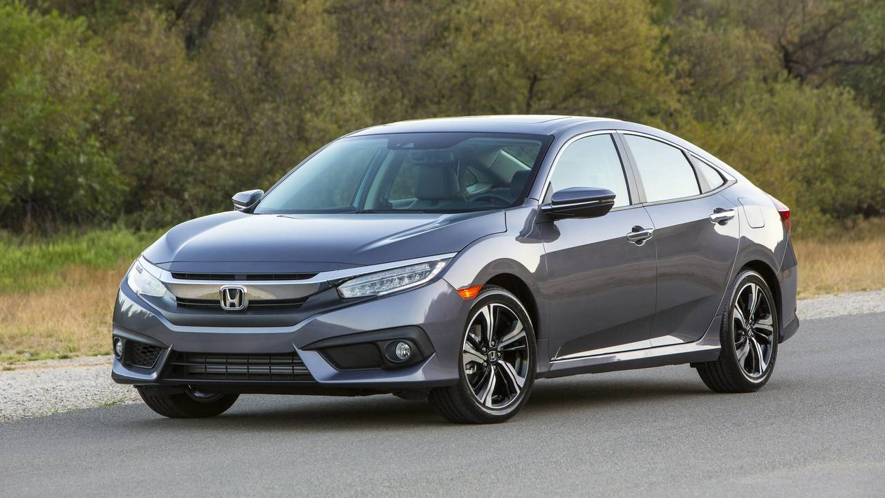 4. Honda Civic