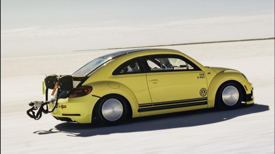 Volkswagen, un Maggiolino