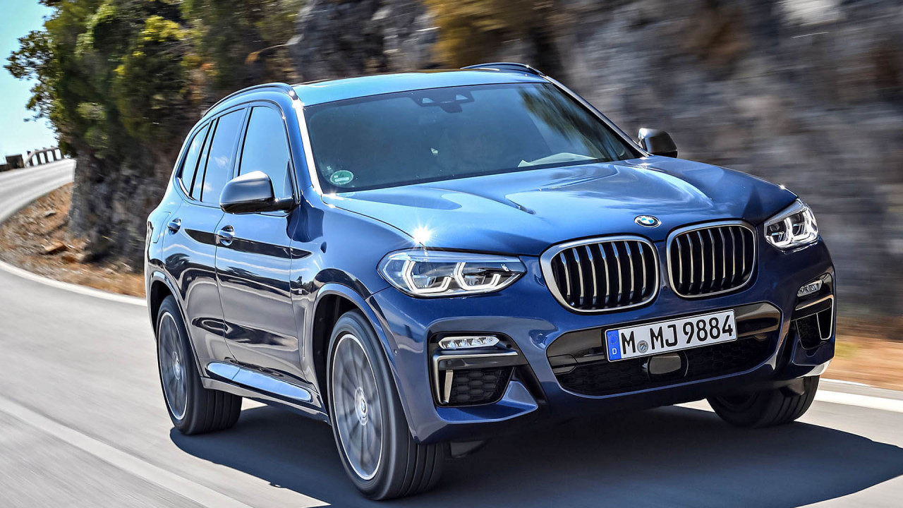 Platz 12: BMW