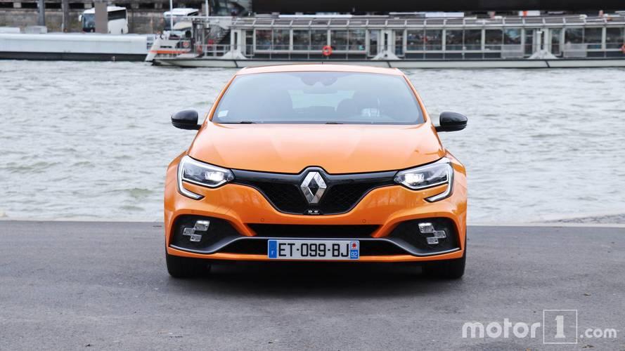 Essai comparatif - Renault Mégane R.S. / SEAT Leon Cupra (2018)