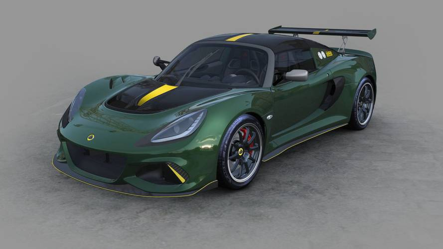 Another week, another Lotus special edition