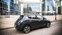 2013 Nissan Leaf (U.S. made)