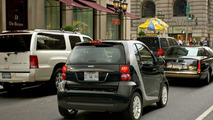 smart fortwo hits the US