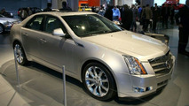 A new Cadillac CTS wagon and coupe is coming in 2009.