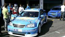 Chevrolet WTCC Ultra Concept Car Tested at Estoril Racetrack