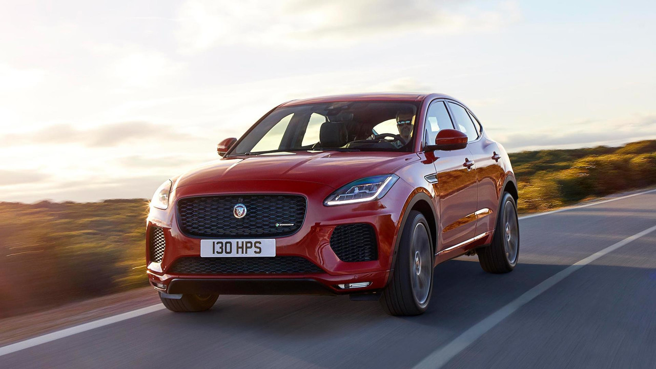 2018 Jaguar E Pace Everything You Wanted To See In 5 Videos