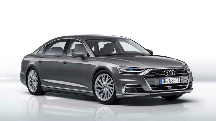New 2018 Audi A8 Revealed At Audi Summit