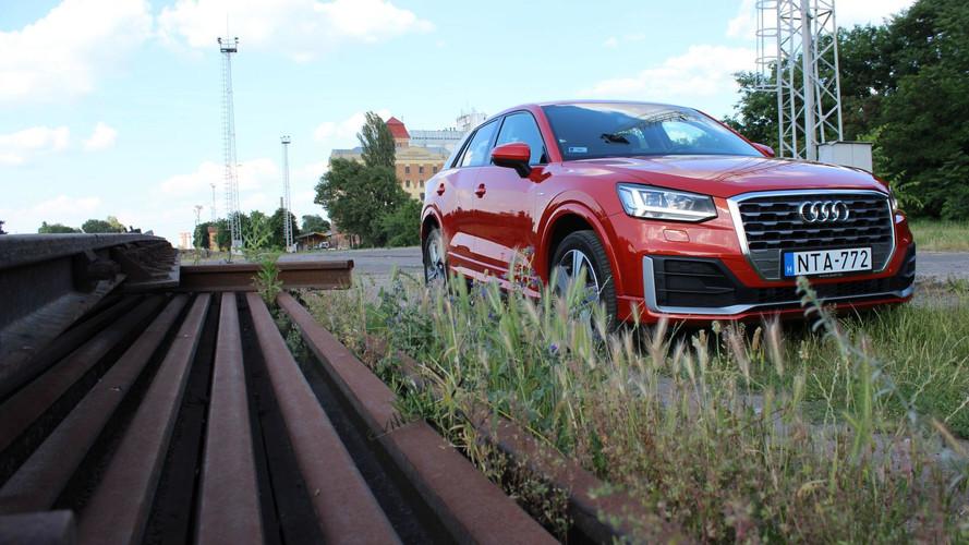 Audi Q2 Design 1.4 TFSI S-tronic: ha kell, két hengerrel is megoldja
