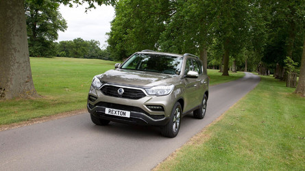 All-new Ssangyong Rexton Details Revealed