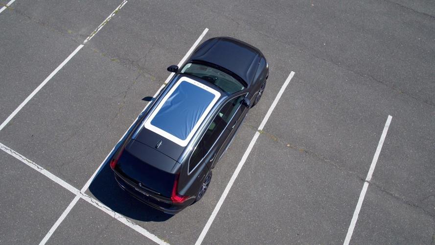 Volvo equipa al XC60 con un visor de eclipses