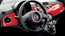 Exclusive Fiat 500 Loaner Car