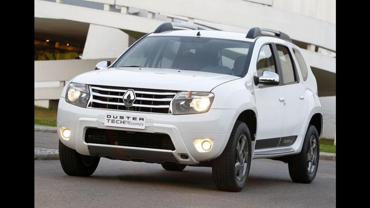 Renault comemora 2 milhões de veículos produzidos no Brasil