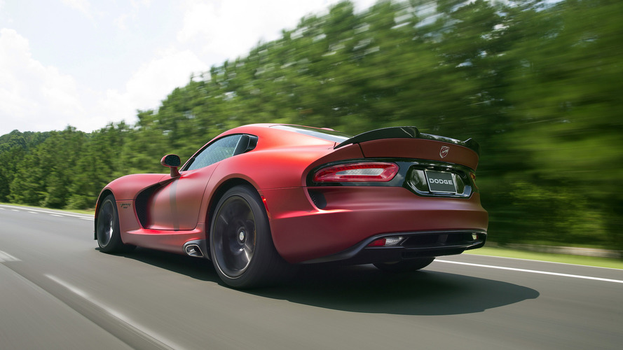 Dodge Viper üretimi ağustosta sona erecek