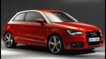 Este é o novo Audi A1 personalizado com o pacote esportivo S-Line
