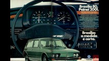 Anuncio da Volkswagen Brasilia