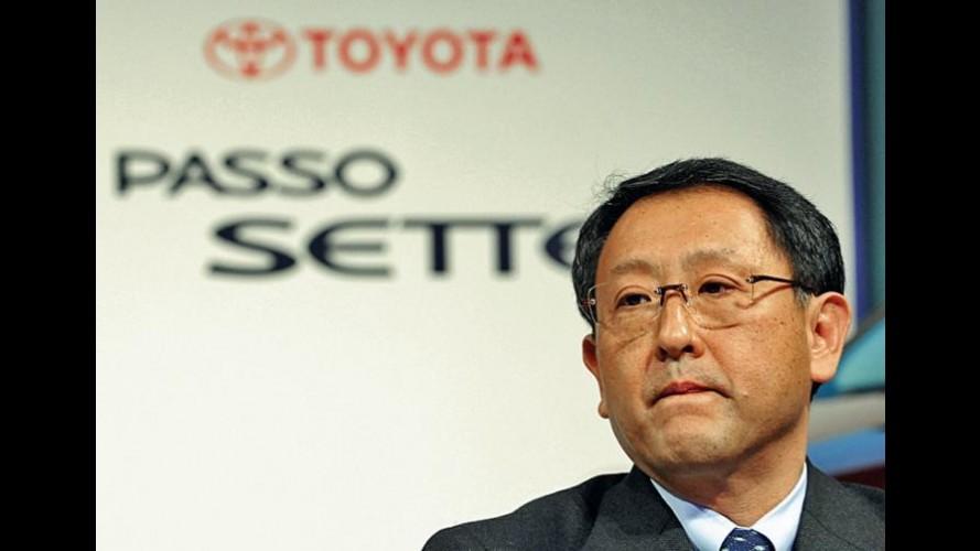 CEO da Toyota tem o menor salário entre as grandes montadoras