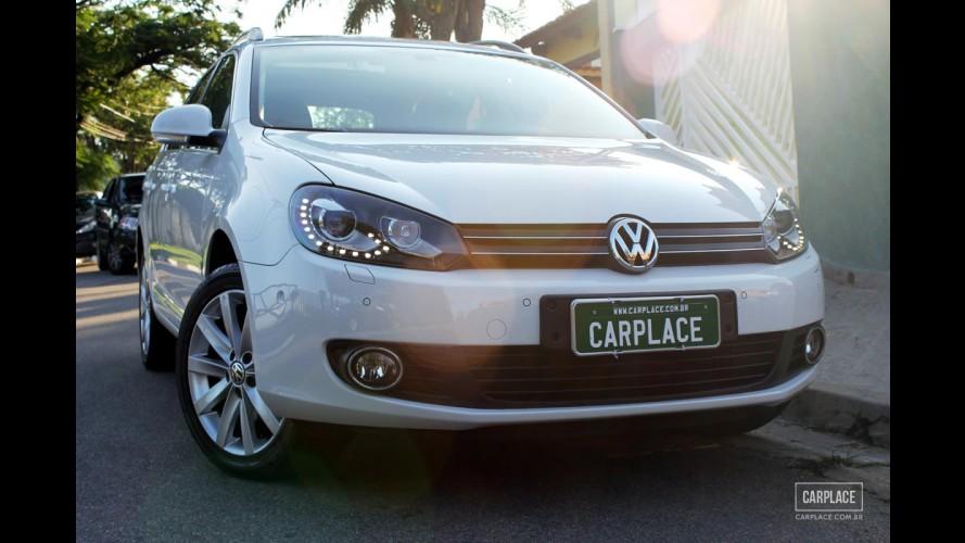 Garagem CARPLACE: Avaliação do Volkswagen Jetta Variant 2.5 20V 2012