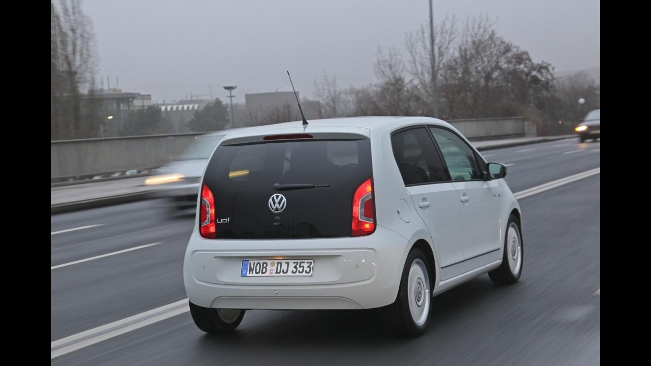 """Salão de Nova York: Volkswagen up! é eleito o """"World Car of the Year 2012"""""""