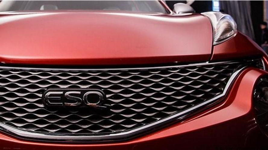 Juke de luxo: Infiniti divulga teasers e confirma nome ESQ para seu crossover