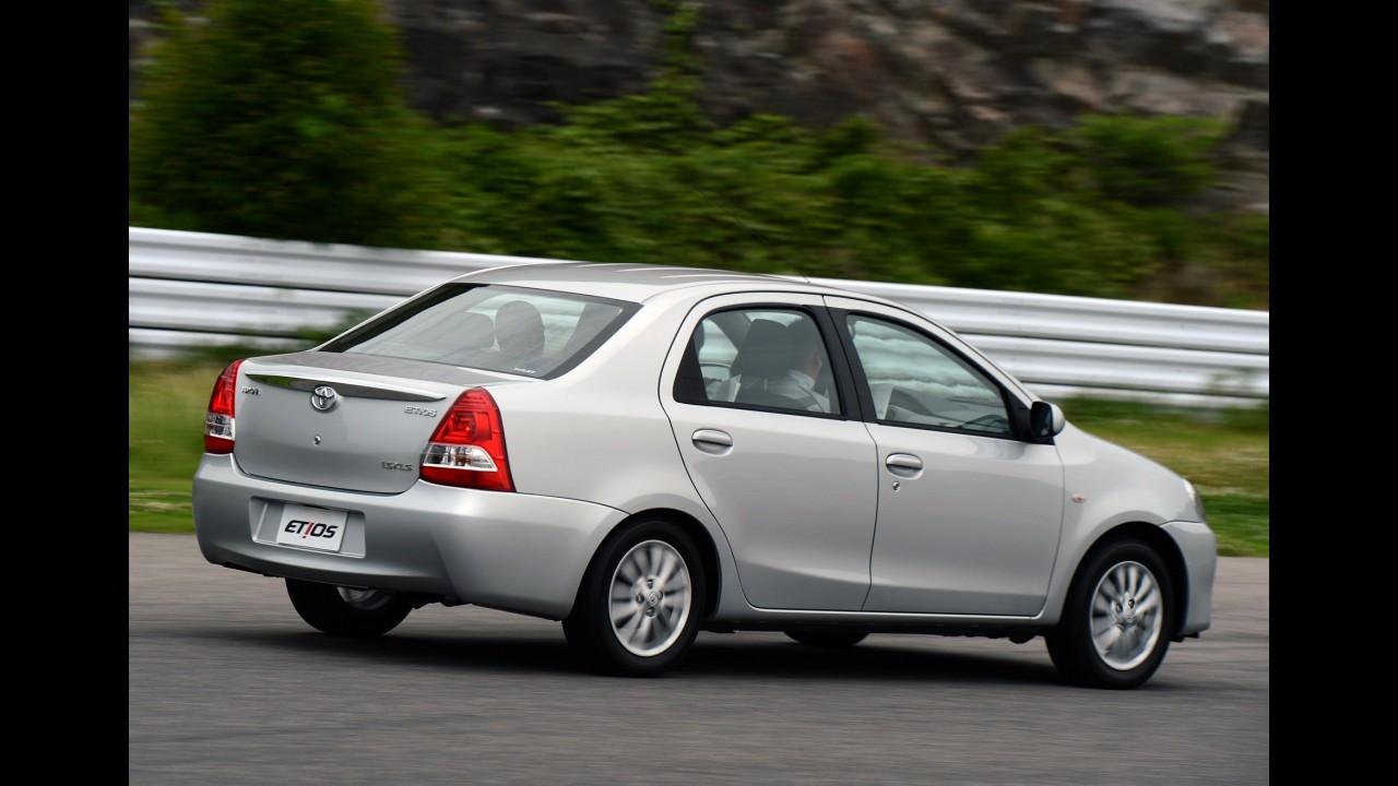 Toyota deverá antecipar nova geração do Etios em dois anos