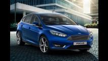 Ford acelera novo Focus para meados de 2015