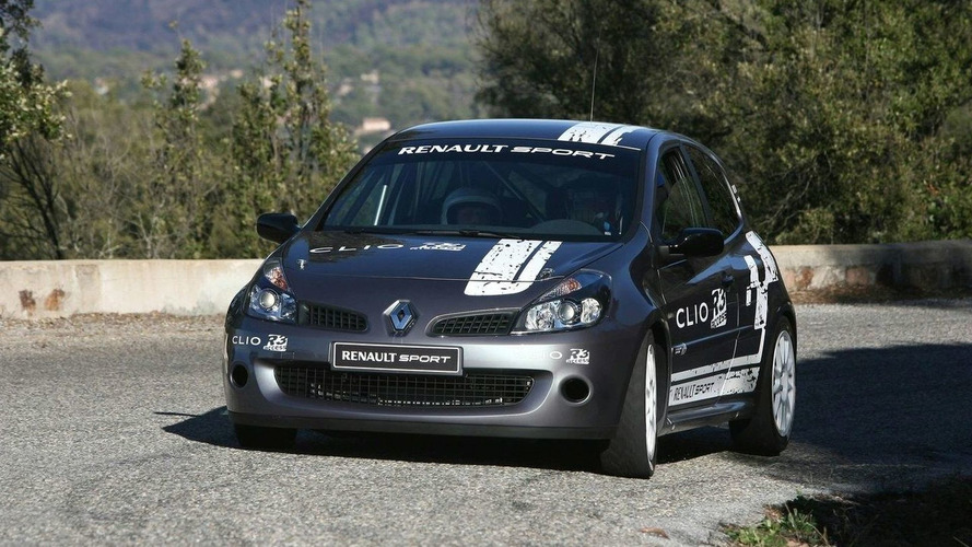 Clio Renaultsport R3 Access Announced
