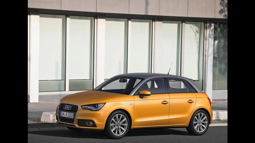 Audi A1 ganha nova motorização na Europa