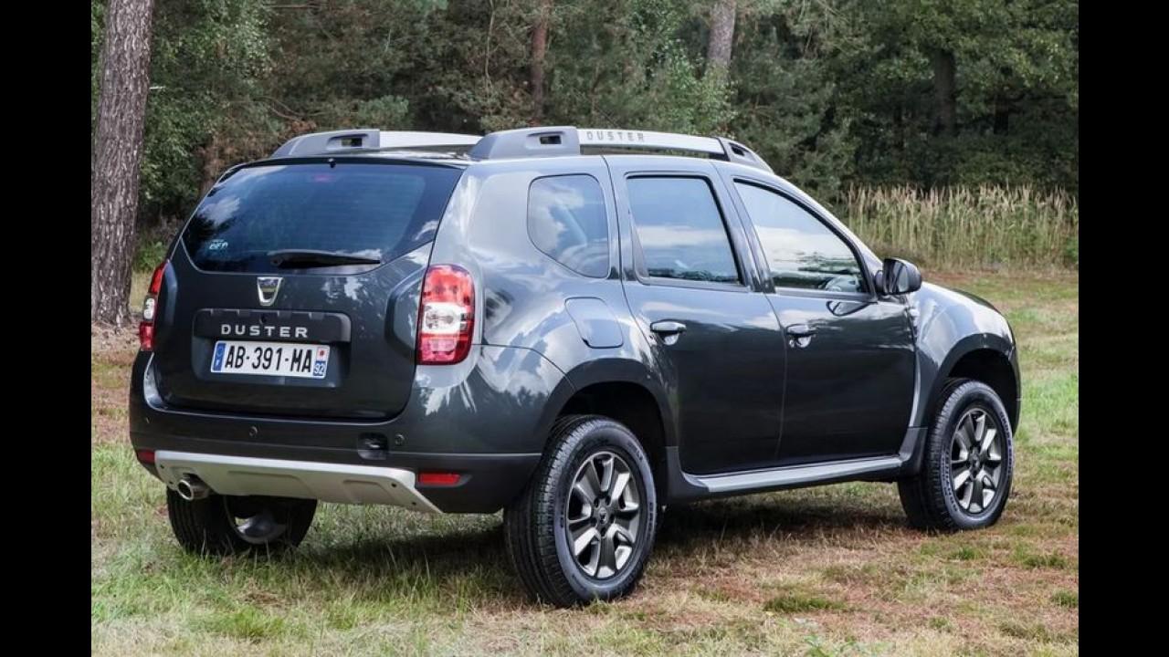 Veja mais fotos do Dacia Duster reestilizado, inclusive do interior