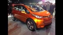 Salão de Detroit: Chevrolet revela o elétrico Bolt com autonomia de 322 km - veja fotos