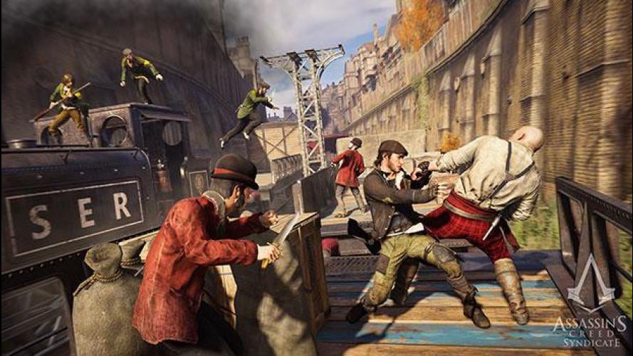 Assassin's Creed Syndicate ci teletrasporta nella Londra del 1868