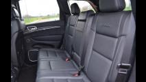 Jeep Grand Cherokee 3.0 V6 Multijet II Summit, test di consumo reale Roma-Forlì
