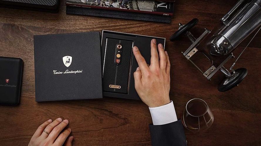 ALPHA ONE, así es el nuevo teléfono de Lamborghini