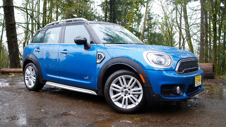 2017 Mini Countryman First Drive: Bigger, better, BMW-er