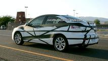 All New 2010 Mazda3 spy photos